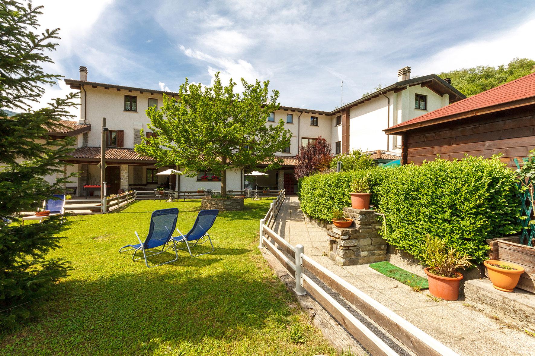 Borgo Val di Taro (PR), Agriturismo Cà Bianca