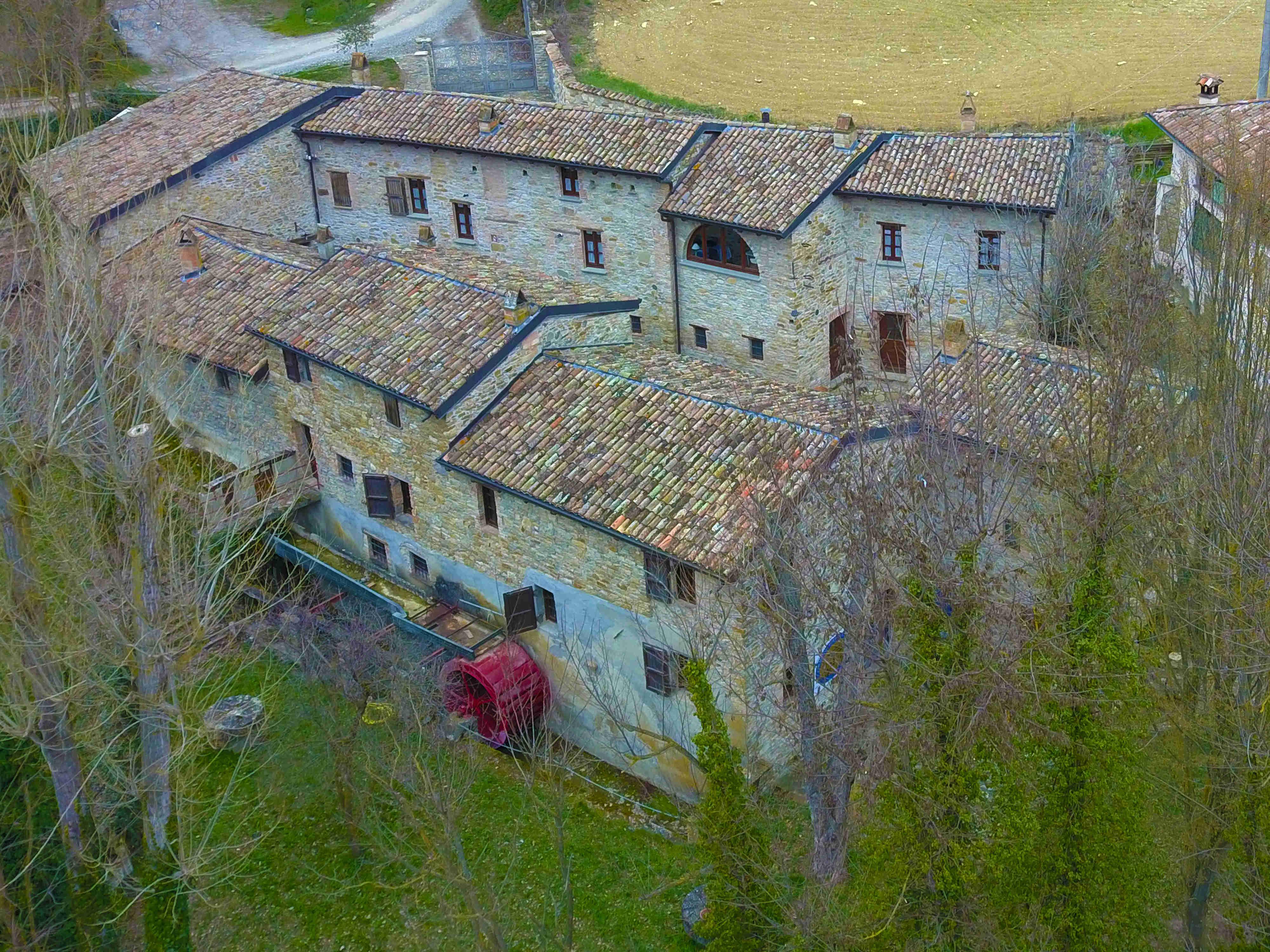Val Tidone (PC), Borgo Lentino