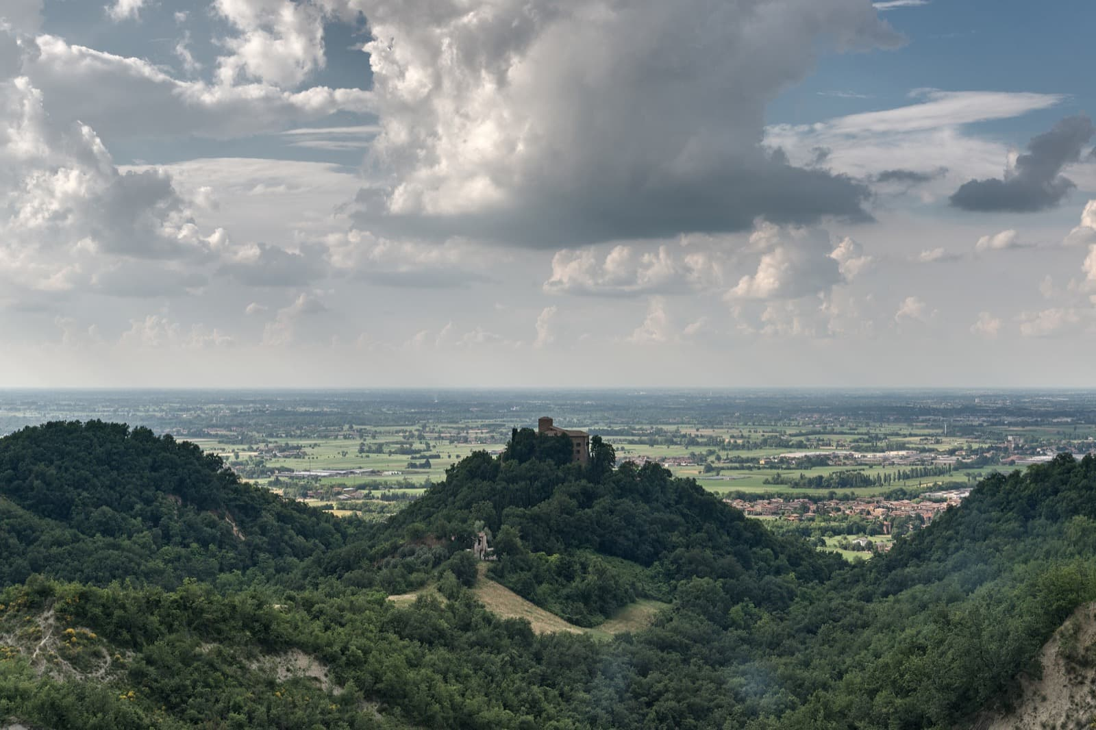 Quattro Castella (RE), Castello di Bianello-Quattro Castella (RE), Castello di Bianello | Ph. Giorgio Galeotti-CC BY 4.0