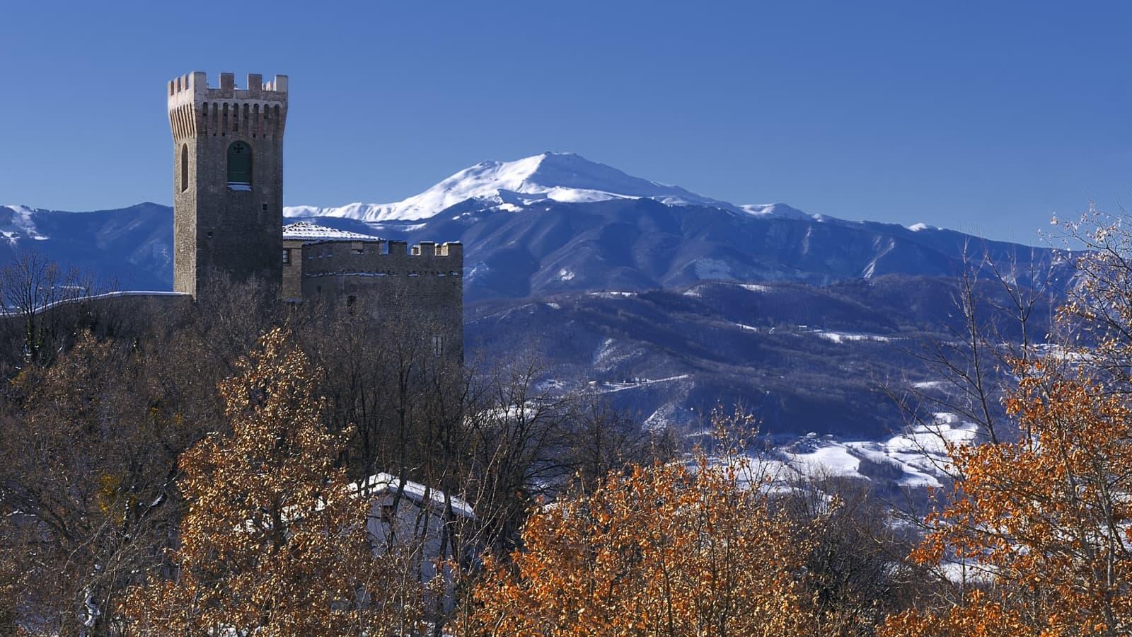 Pavullo nel Frignano (MO), Castello di Montecuccolo-Pavullo nel Frignano (MO), Castello di Montecuccolo | Ph. Valter Turchi WLM2012-CC BY-SA 3.0