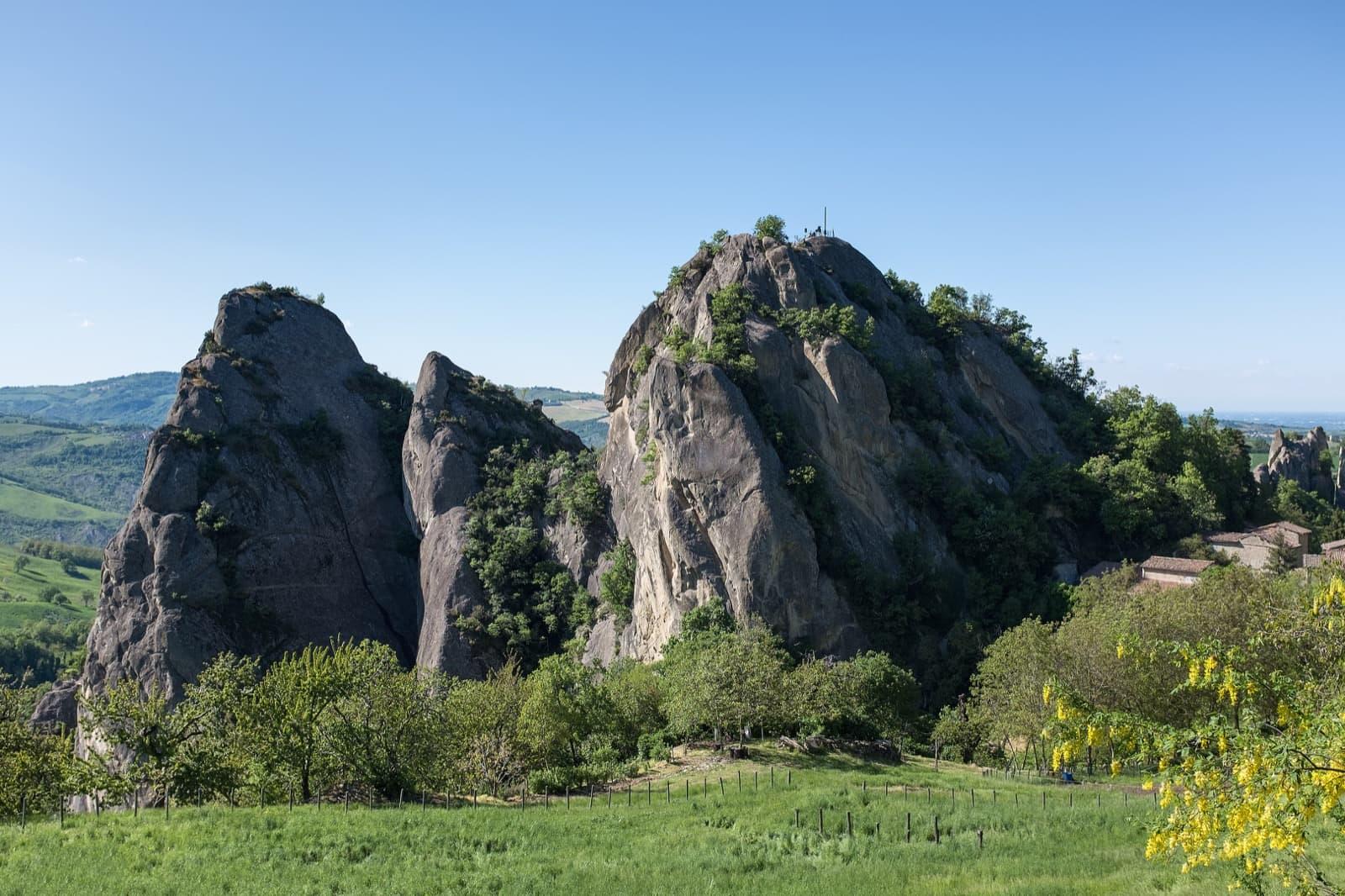 Roccamalatina, Guiglia (MO), Parco dei Sassi di Roccamalatina-Roccamalatina, Guiglia (MO), Parco dei Sassi di Roccamalatina | Ph. Giorgio Galeotti-CC BY 4.0