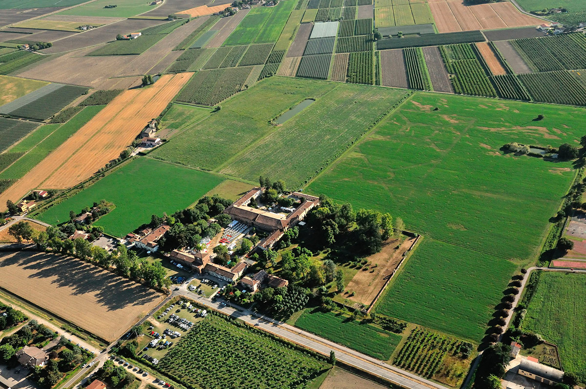 Voghiera (FE), Castello Estense di Belriguardo, Ph. Paolo Benetti CC_BY_SA_40-Voghiera (FE), Castello Estense di Belriguardo, Ph. Paolo Benetti-CC BY-SA 4.0