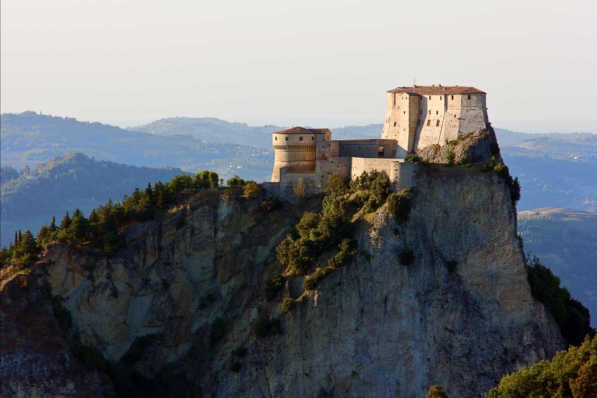 San Leo (RN) Fortezza di San Leo-San Leo (RN) Fortezza di San Leo, ph. Antonini Cristiano, archivio WLM2016-CC BY-SA 3.0