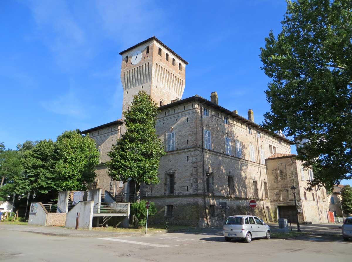 Sissa Trecasali( PR), Rocca dei Terzi,-Sissa Trecasali( PR), Rocca dei Terzi, ph.Parma1983-CC BY-SA 4.0