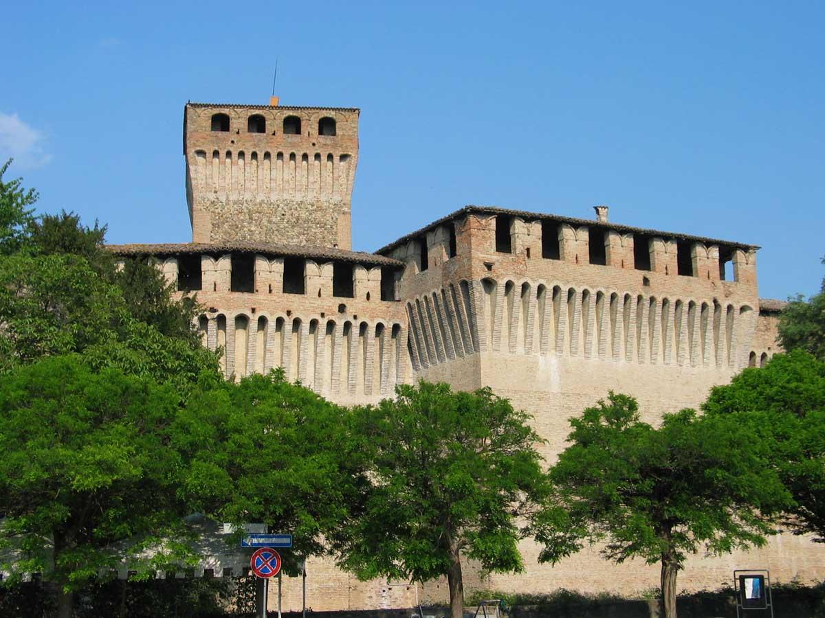 Montechiarugolo(PR), Castel montechiarugolo-Montechiarugolo(PR), Castel montechiarugolo, ph.pramzan-CC BY-SA 3.0