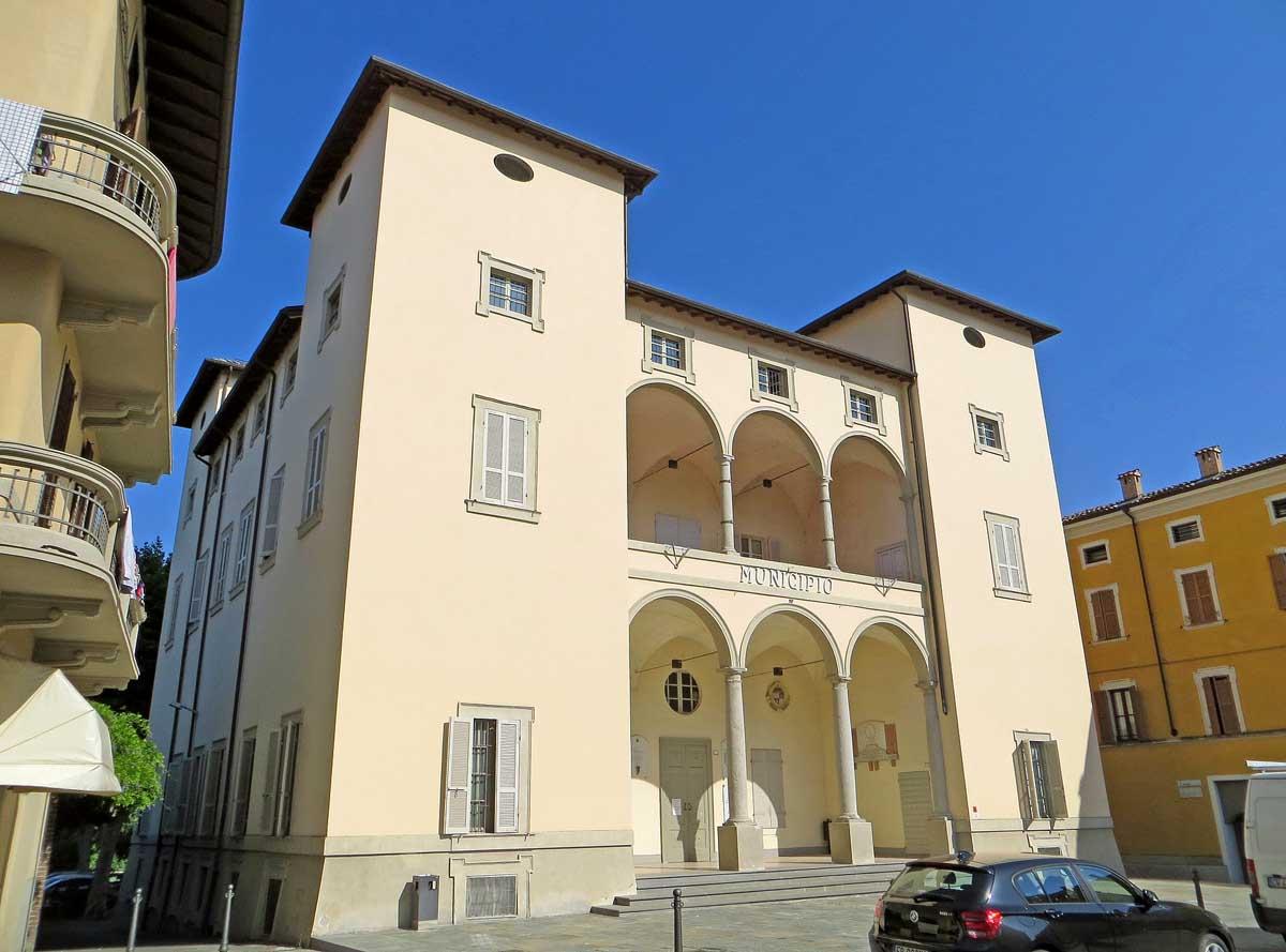 langhirano (PR), Palazzo Comunale di langhirano-langhirano (PR), Palazzo Comunale di langhirano, ph.Parma1983-CC BY-SA 4.0