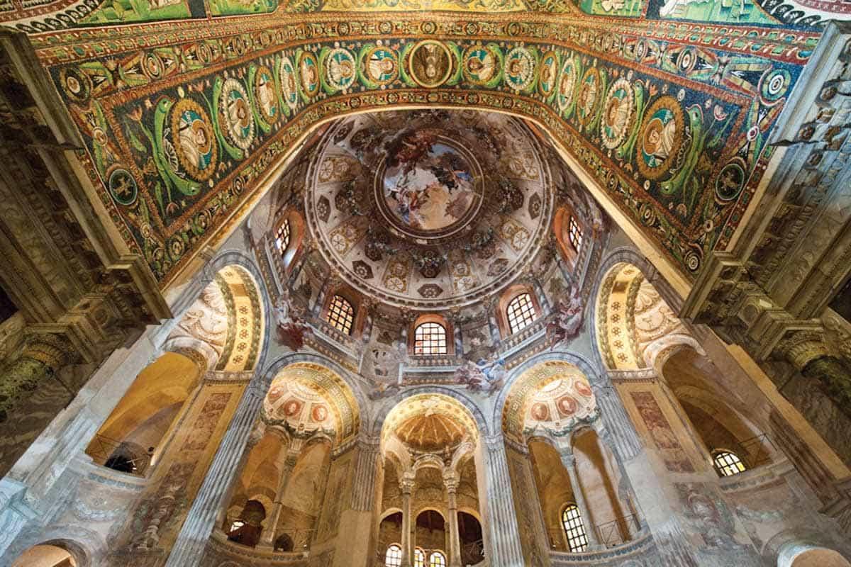 Ravenna (Ra), Basilica di San Vitale-Ravenna (Ra), Basilica di San Vitale, Ph. Nicola Strocchi, Archivio Fotografico Comune di Ravenna-CC BY-NC-SA 3.0