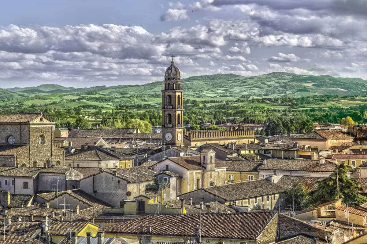 Faenza (Ra), Veduta panoramica-Castel Bolognese (RA), Veduta panoramica, Ph. Paolo Morelli-CC BY-SA 4.0