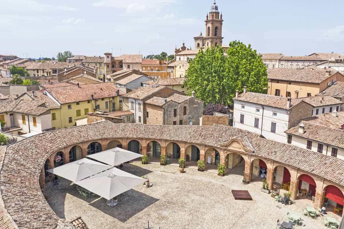 Bagnacavallo (RA), Piazza Nuova-Bagnacavallo (RA), Piazza Nuova, Archivio Fotografico Unione dei Comuni della Bassa Romagna-CC BY-SA 3.0