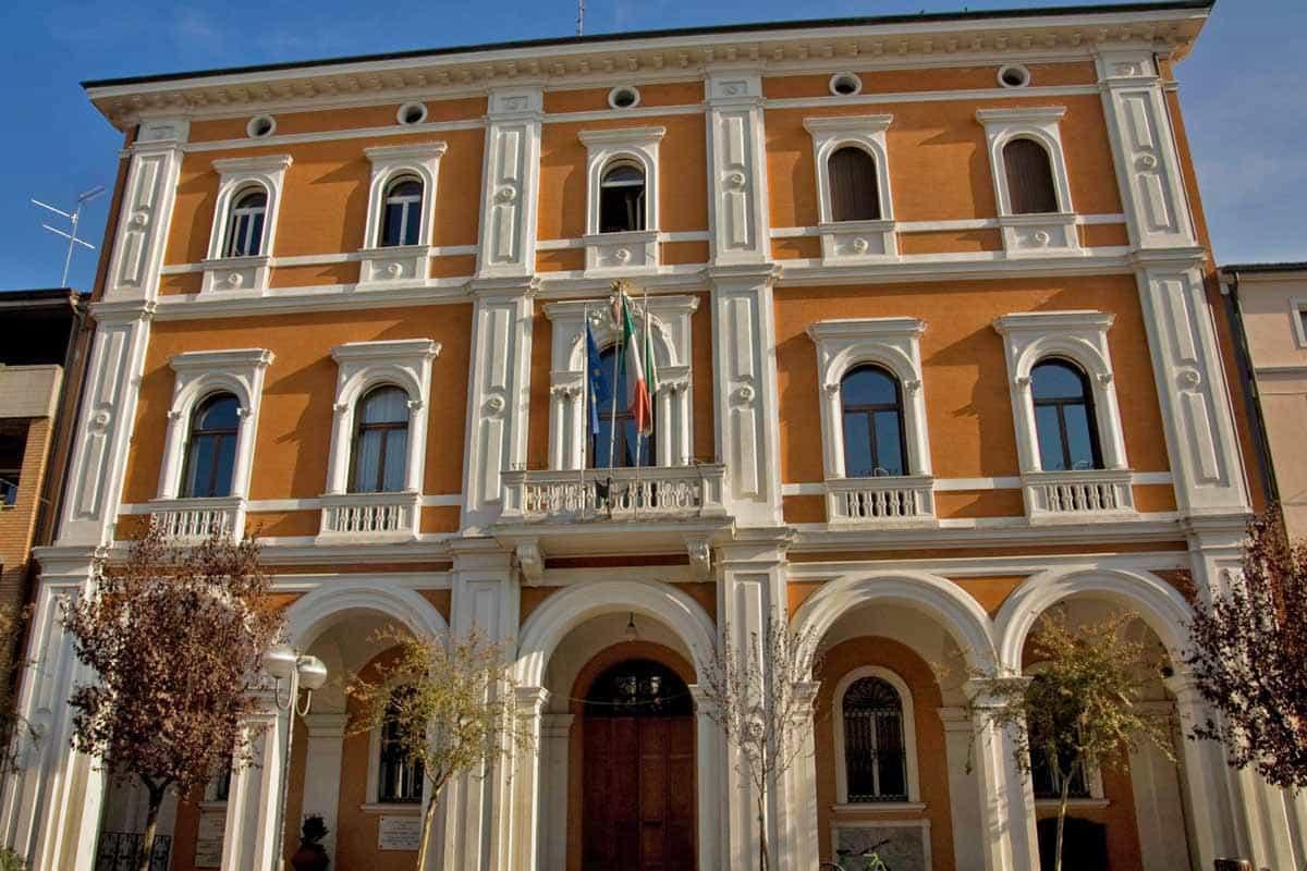 Conselice (RA), Centro storico-Conselice (RA), Centro storico, Archivio fotografico Unione Comuni Bassa Romagna-CC BY-SA 3.0