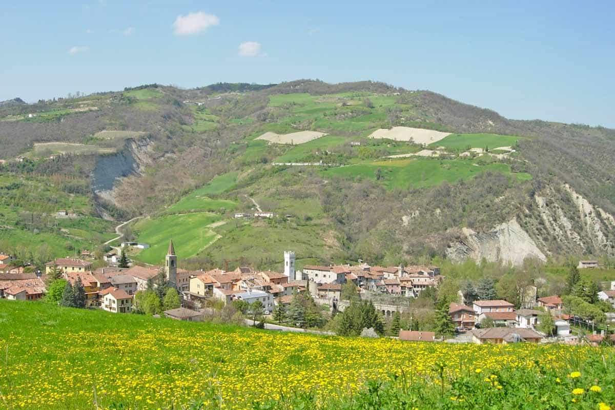 Civitella di Romagna (FC), Veduta panoramica-Civitella di Romagna (FC), Veduta panoramica, Ph. Pro Loco Emilia Romagna-CC BY-NC-SA 3.0